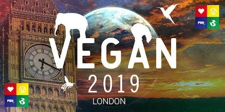 Vegan 2019 London Premiere tickets