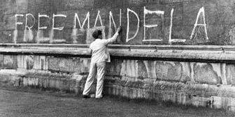 The Activism of Nelson Mandela, Tuesday 29th October (Week 6), HG 147, 2pm