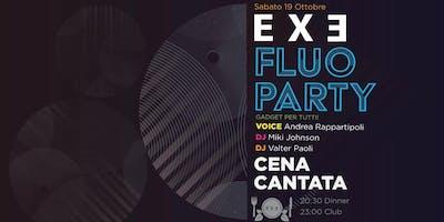 Exe Roma Sabato 19 Ottobre 2019 - Fluo Party