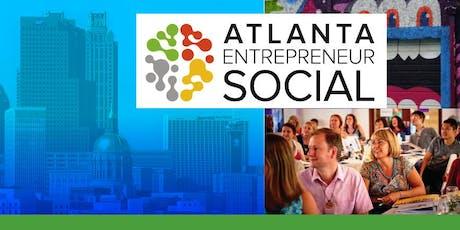 Atlanta Entrepreneur Social November 2019 tickets