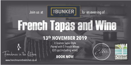 French Tapas and Wine Evening tickets