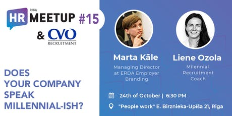 Does your company speak Millennial-ish? tickets