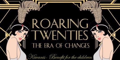 It's A Grand Affair, Kiwanis' 1st Annual Benefit for Children