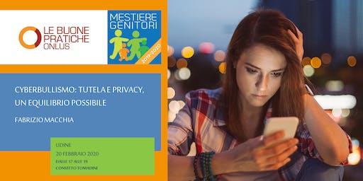 Cyberbullismo: tutela e privacy, un equilibrio possibile