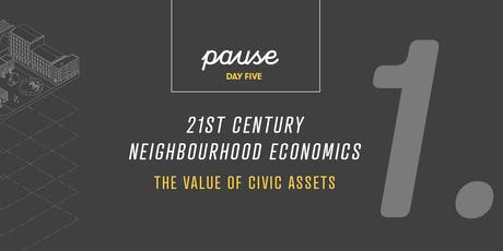 The Value of Civic Assets tickets