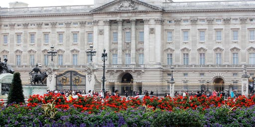 The Crown Netflix Filming Locations - Walking Tour of London