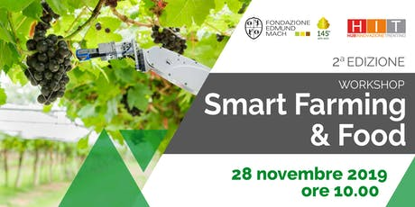 Smart Farming & Food biglietti