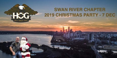 Swan River Chapter Christmas Party 2019 tickets