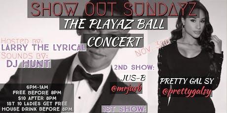 SHOW OUT SUNDAYZ tickets