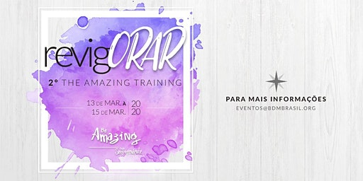 2ª The Amazing Training