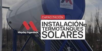 Instalación de Termotanques Solares