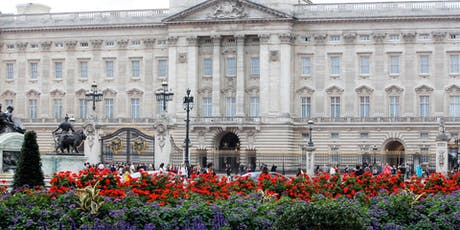 The Crown Netflix Filming Locations - Walking Tour of London tickets