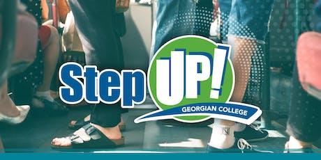 Step UP!  Bystander Intervention Training - Reading Week tickets