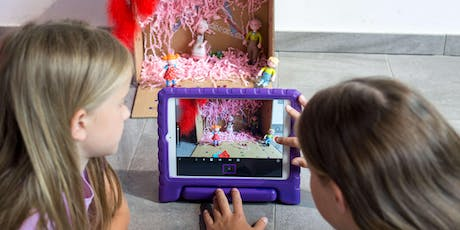 Family-Workshop bei Saturn: Stop Motion  Tickets