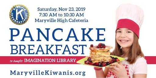 Maryville Kiwanis Pancake Breakfast