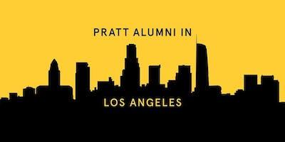 Pratt Alumni LA Network Haunted Tales Walking Tour