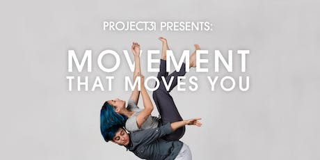 Movement That Moves You tickets