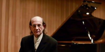 Arnaldo Pizzolante Piano Recital @ Steinway Boca Raton
