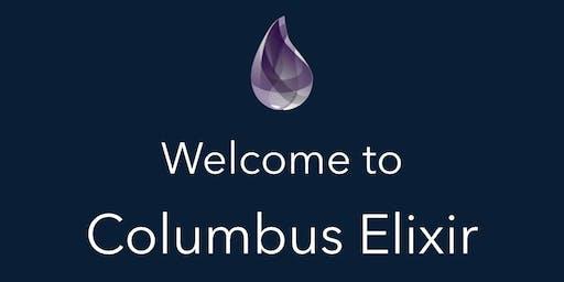 November 2019 Columbus Elixir Meetup