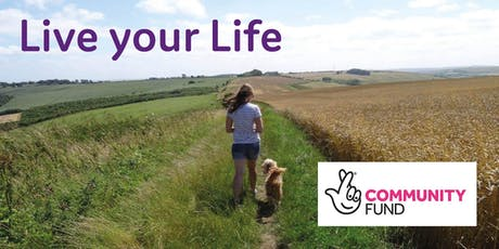 Live your Life workshop - Kent tickets