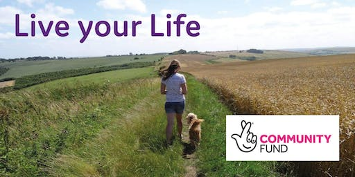 Live your Life workshop - Kent