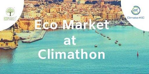 Eco Market at Climathon (South)