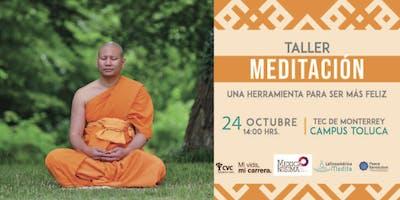 Meditación: herramienta para ser feliz