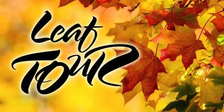 Greenville Spinners Leaf Tour 2019 tickets