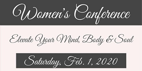 Elevated For Success Women's Conference tickets