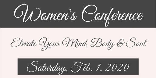 Elevated For Success Women's Conference