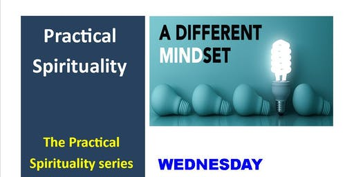 Getting to know the REAL YOU behind the masks: Practical Spirituality Series