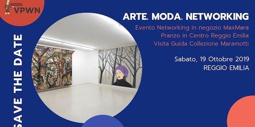ARTE. MODA. NETWORKING
