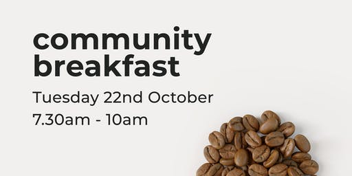 Foundry Community Breakfast