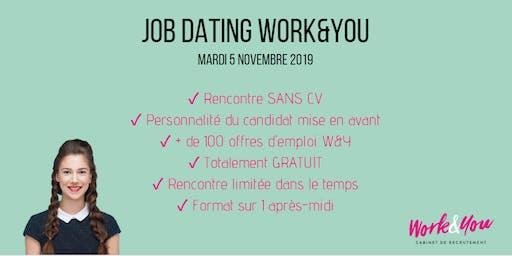 JOB DATING WORK&YOU