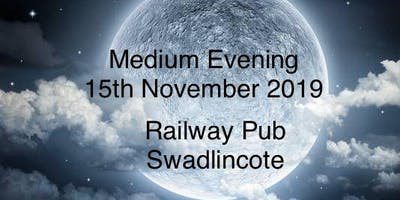 Psychic  Medium Evening and Craft Fair