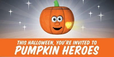 Pumpkin Heroes Party