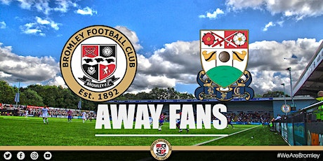 Bromley v Barnet (AWAY FANS) tickets