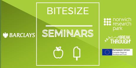 Bitesize Seminar - Simplify Your Growth Strategy tickets