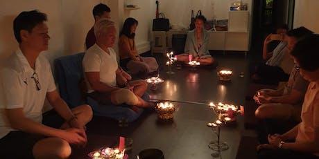 Mudra and Loving Kindness Meditation tickets