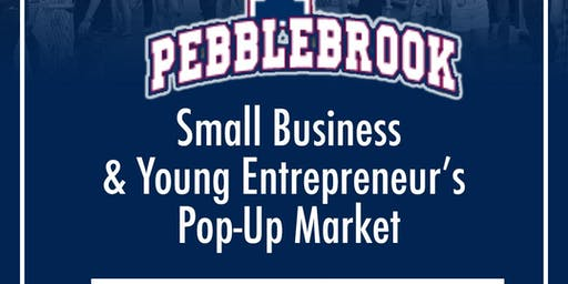 Small Business and Young Entrepreneurs Pop-Up Market