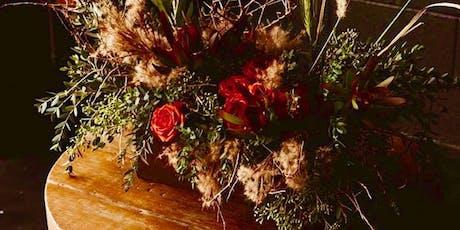 Harvest Floral Arrangement Workshop at Cornerstone Studios tickets