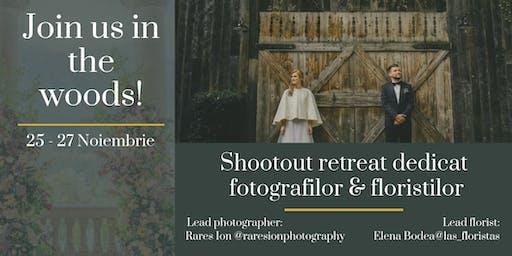 Join us in the woods! Shootout retreat dedicat fotografilor si floristilor!