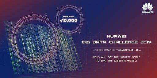 Huawei Data Challenge 2019