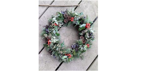 Wreath Making Workshop (evening) tickets
