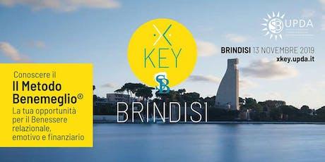 X-Key. Il Metodo Benemeglio® per ripartire da te - Ingresso gratuito Tickets