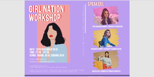GIRL NATION WORKSHOP