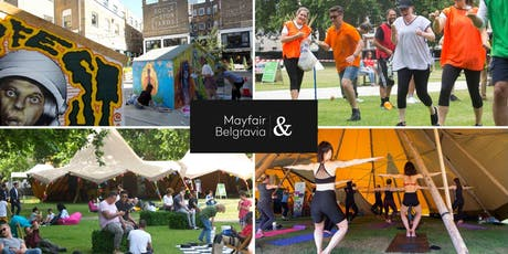 Our Mayfair & Belgravia - Crowdfunding Workshop tickets