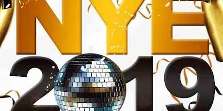 New Years Eve 2019 - White, Gold & Black - NYE Kizomba Party tickets