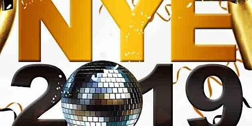 New Years Eve 2019 - White, Gold & Black - NYE Kizomba Party