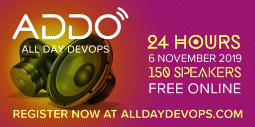 All Day DevOps Viewing Party 2019